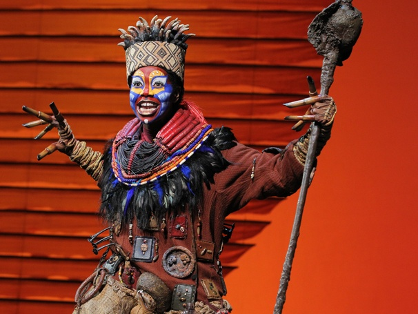 Buyi Zama to Make Her Broadway Debut as Rafiki in The Lion King