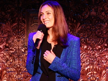Watch Tony Winner Laura Benanti Tap into Her 'Weird' Side at 54 Below