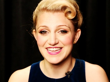 Which Long-Running Musical Turned Kinky Boots Annaleigh Ashford into a 'Creeper'?