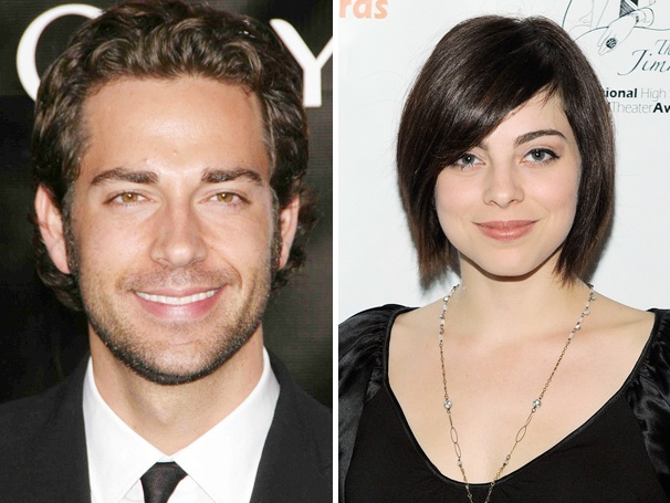 Chuck's Zachary Levi and Krysta Rodriguez to Headline First Date on Broadway