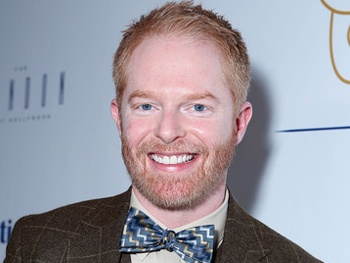 Jesse Tyler Ferguson Designs Special Tony Awards Bow Tie