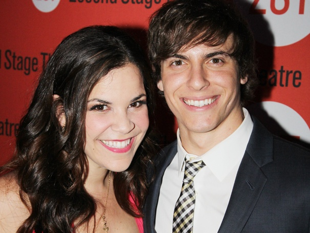 Lindsay Mendez, Derek Klena, Zach Braff & More Stars Light Up Second Stage Theatre's Spring Gala
