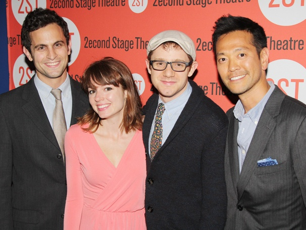 Tickets Now on Sale For New Comedy The Tutors at Off-Broadway's Second Stage Uptown
