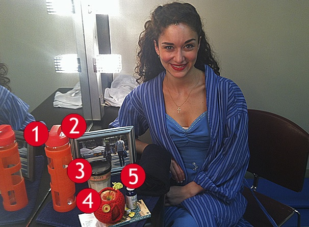 My Space: West Side Story Tour Star MaryJoanna Grisso Shares Her Fave Backstage Items