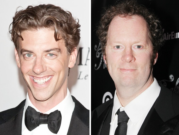 Christian Borle and Shuler Hensley Announced to Star in Encores! Little Me and The Most Happy Fella