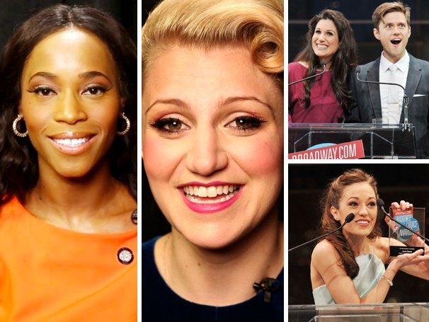 Top Five! Tony Nominee Secrets & Complete Audience Choice Awards Ceremony Lead the Week's Most-Watched Videos
