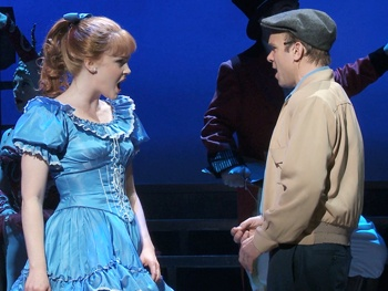 Watch Norbert Leo Butz and Kate Baldwin's Dazzling Duet Time Stops from the Broadway-Bound Musical Big Fish