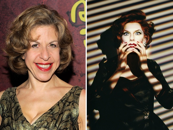 Jackie Hoffman and John 'Lypsinka' Epperson to Lead Once Upon A Mattress Benefit Concert