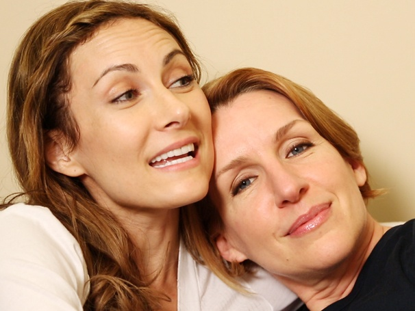 Laura Benanti Goes Zen, Reveals Her Wackiest Halloween Costume & Mocks Her Family on Side by Side