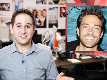 The Broadway.com Show: Zachary Levi Gets a Date! Caissie Levy Frizzes Out! Matilda vs. Kinky Boots ?!