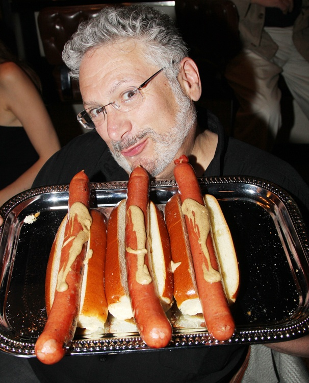 Hot Diggity! Brooklyn Diner Dedicates Its 15-Bite Hot Dog to Kinky Boots Scribe Harvey Fierstein