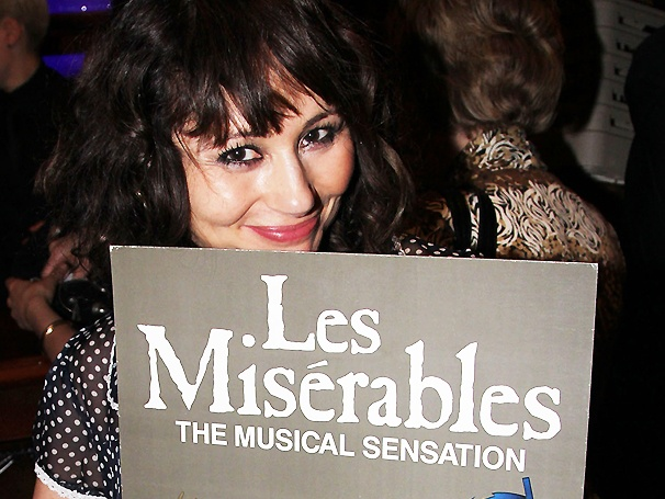 Tony-Winning Les Miserables Star Frances Ruffelle Returns to NYC with a Sultry Show at 54 Below