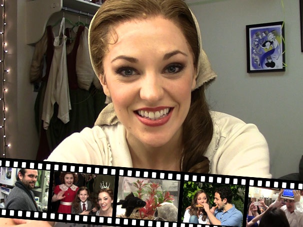 The Princess Diary: Backstage at Cinderella with Laura Osnes, Episode 10: Herman the Fish Gets a Nemesis