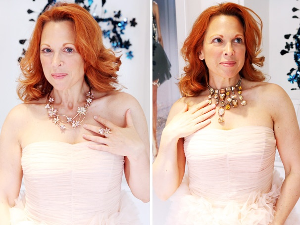 Let's Play Dress-Up! Help Scandalous Tony Nominee Carolee Carmello Choose Her Award Show Jewelry
