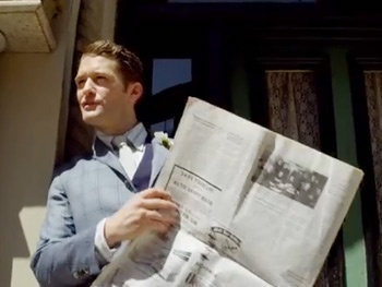 See Matthew Morrison's Swingin' New Music Video Cover of 'It Don't Mean A Thing'