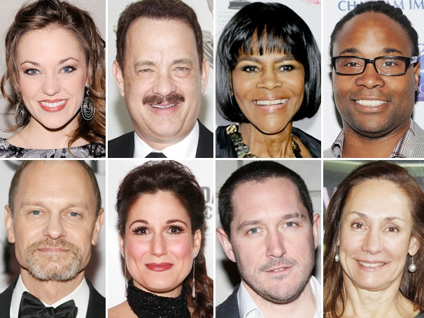 Weekend Poll: Which 2013 Leading Tony Nominee Is Your Dream Date for Broadway's Biggest Night?