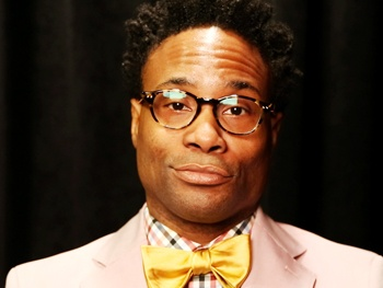 What Was (or Wasn't) Kinky Boots Star Billy Porter Wearing on Tony Nomination Morning?