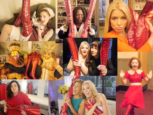 They Just Wanna! Leading Ladies Galore Celebrate 30 Years of 'Girls Just Want to Have Fun'