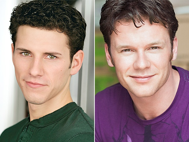 Nick Cosgrove and Nicolas Dromard to Join National Tour of Jersey Boys