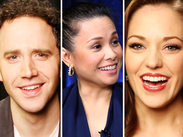 Top Five! Most-Watched Videos Include Cinderella Stars' Tony Secrets and a Chat With Lea Salonga