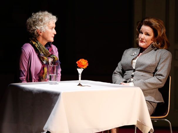 Get a Delightful First Look at Kate Mulgrew, Kathleen Chalfant & More in Vineyard Theatre's Somewhere Fun