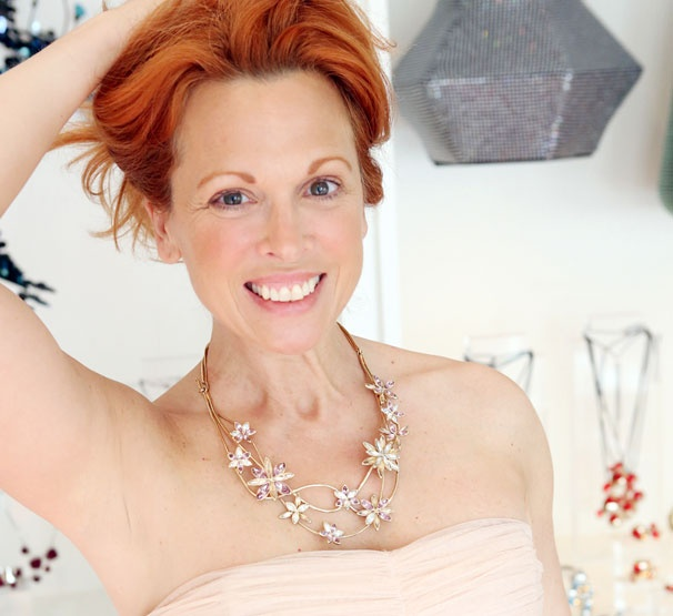 Fashionista Broadway Fans Have Spoken! Find Out Which Necklace Carolee Carmello Will Wear to the Tony Awards