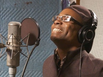 Step Inside the Recording Studio For Kinky Boots' High Energy 'Sex Is in the Heel' Music Video