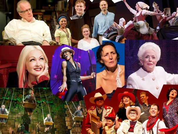 How Patina Miller, Tracy Letts, Holland Taylor and More Could Make History on Tony Night