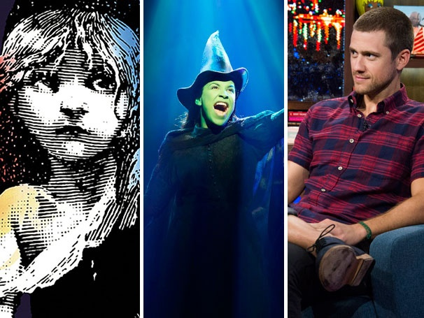 Top 10! Hot Stories Include Les Miz's Return, Lindsay Mendez's Wicked Debut & Aaron Tveit's TV Dish