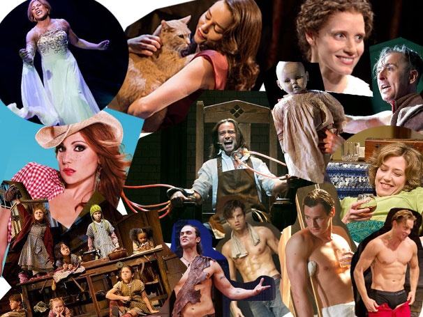 Best One-Man Sex Scene, Most Underwhelmed Broadway Pet & More Tony Awards We'd Love to See