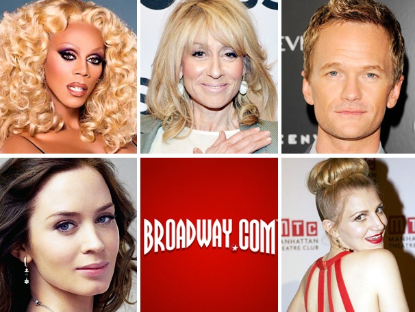 RuPaul Is a Kinky Guru, Judith Light Is Touchy & More Lessons of the Week