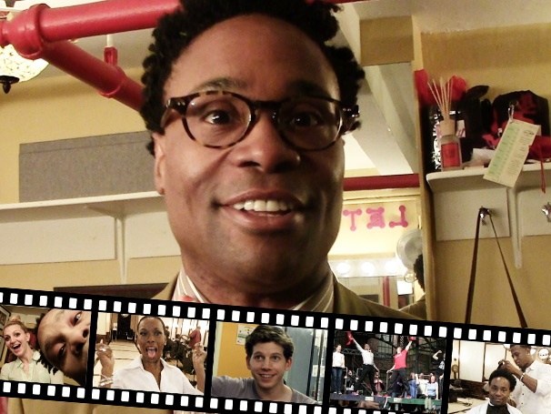 Land of Lola: Backstage at Kinky Boots with Billy Porter, Episode 8: Tony Awards Sneak Peek