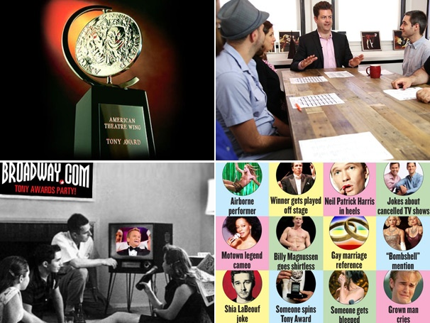 Broadway Buzz: Party Games, Staff Picks & Everything You Need to Know About the 2013 Tony Awards