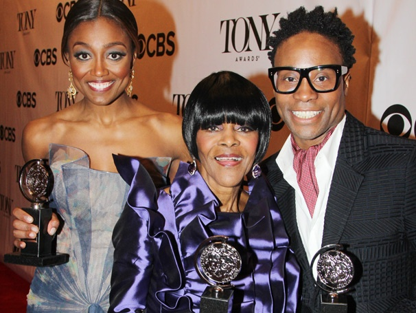 It's Trophy Time! Go Inside the Triumphant Winners' Circle at the 2013 Tony Awards