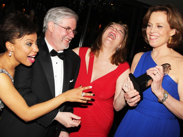 The Ladies of Vanya and Sonia and Masha and Spike Get Giddy with Tony Winner Christopher Durang