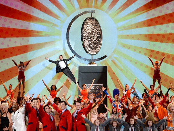 Get a Fascinating Look Behind the Scenes of the Tony Awards Opening Number 'Make It Bigger'
