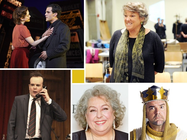 Tyne Daly Does McNally, John O'Hurley Finds His Grail and More Cross-Country Highlights