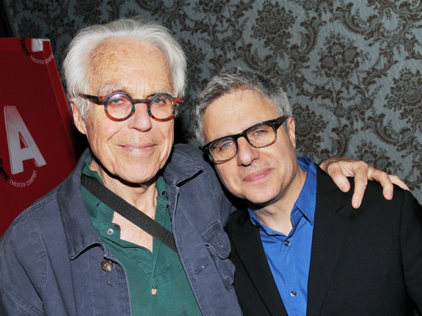 John Guare Celebrates His First Opening Night as an Actor/Playwright in 3 Kinds of Exile