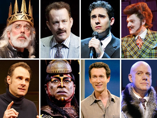 Weekend Poll: Who Is Your Favorite Broadway Dad?