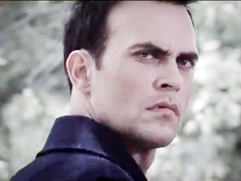 Watch Cheyenne Jackson's Ethereal New Video 'Don't Look At Me'