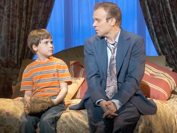 Take a Fantastic Video First Look at the Broadway-Bound Musical Big Fish, Starring Norbert Leo Butz