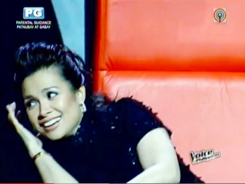 Watch Lea Salonga on Her New Gig Judging TV's The Voice in the Philippines