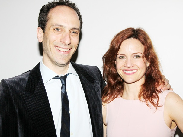 Carla Gugino and the Cast of LCT3's Parenting Drama A Kid Like Jake Celebrate Opening Night