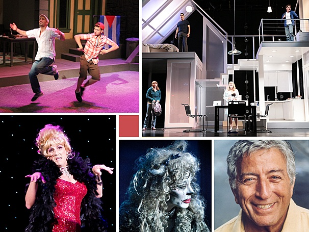 Taylor Dayne Does Grizabella, La Cage Aux Folles Gets Beachy & More Cross-Country Highlights