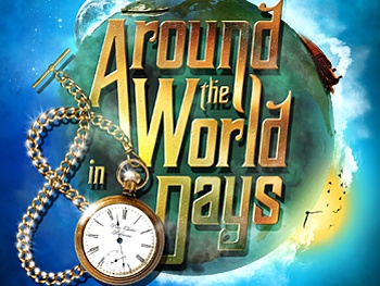 my around the world in days book trailer