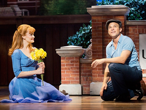The Extraordinary Story of Big Fish Opens on Broadway, Starring Norbert Leo Butz, Kate Baldwin & Bobby Steggert