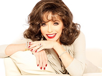 The Dynasty Diva Is Back! Joan Collins' Solo Show Returns to the West End