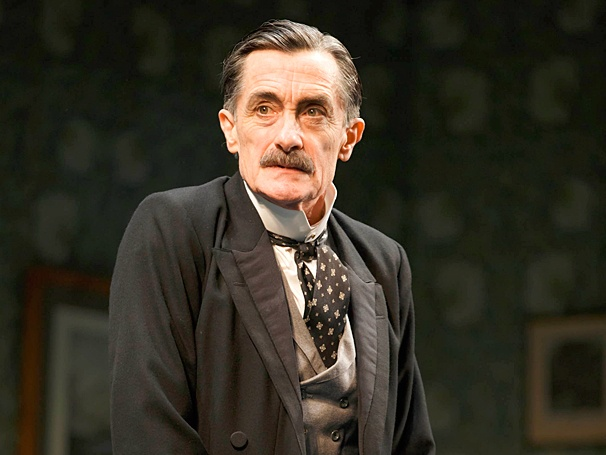 The Winslow Boy Star Roger Rees on Juggling Acting, Directing and Collaborating With His Husband
