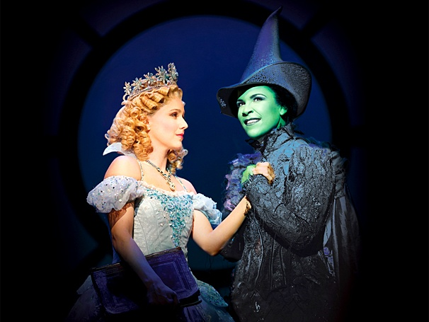 wicked elphaba and glinda relationship questions