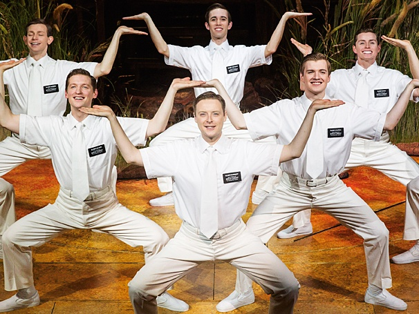 London Book of Mormon Star Stephen Ashfield on 'Turning It Off' & Co-Starring With Gavin Creel